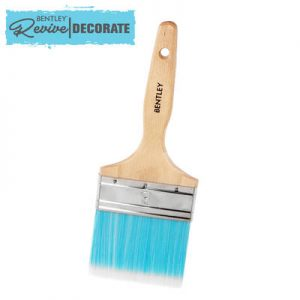 Buy Bentley Revive 4 Flat Emulsion Paint Brush by Charles Bentley